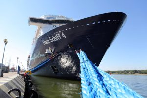 Kruizinių laivų statybos bumas Europoje darbu aprūpina lietuvius