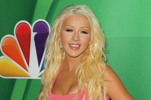 Ch. Aguilera ir Meksikos žvaigždė A. Fernandezas pristatė vaizdo klipą baladei