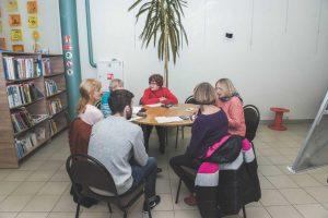 Kauno miesto biblioteka kviečia senjorus pramogauti