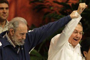 Kubos buvęs lyderis F.Castro priminė apie save