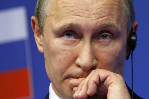 V. Putinas perspėja apie didelio konflikto grėsmę Korėjos pusiasalyje