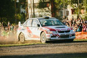 """""""300 Lakes Rally"""": dramatiška kova vyksta dėl žemesnių vietų"""