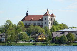 Trakų bažnyčia bus paskelbta bazilika