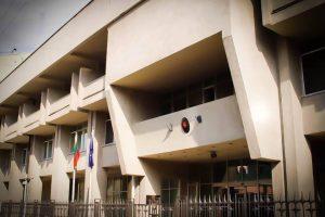 PST už 6,3 mln. eurų remontuos Lietuvos ambasadą Maskvoje