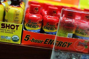 Už energinių gėrimų pardavimą nepilnamečiams grės 400 litų bauda