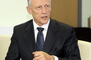 A. Sasnauskas grąžintas į VLK vadovo pareigas