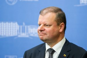 Politologai: premjeras atsidūrė sudėtingoje situacijoje