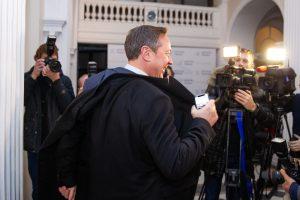 A. Zuokas: dėl Greitųjų kreditų įstatymo pataisų Seime virė aistros
