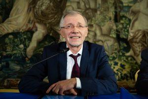 Socialdarbiečius EP rinkimuose ves partijos pirmininkas G. Kirkilas