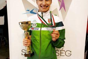 Penkiakovininkė G. Venčkauskaitė Vengrijoje iškovojo bronzą
