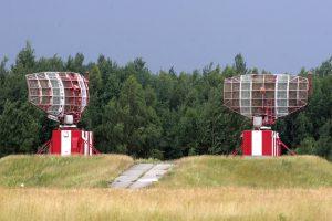 Nauji kariuomenės radarai pakeis senas sovietų gamybos sistemas