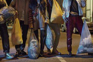 Rūšiavimo akcija: senus vilniečių drabužius surinks tiesiai iš namų