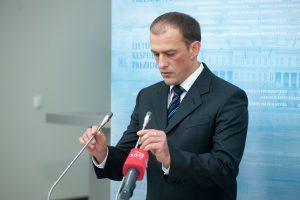 STT vadovas: teismuose skiriama per mažai dėmesio kovai su korupcija