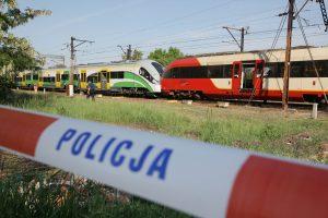Lenkijoje susidūrus traukiniams sužeista per 20 žmonių