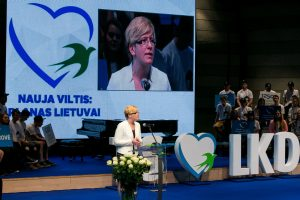 I. Šimonytė – populiariausia konservatorių skyrių kandidatė į prezidentus