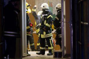 Vilniaus jaunimo centre degė terariumo patalpos, įtariamas padegimas
