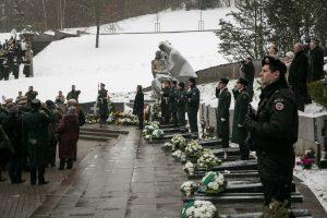 Lietuva 28-ąjį kartą minės Laisvės gynėjų dieną