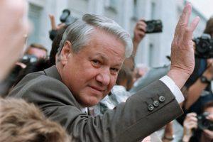 B. Jelcino centras Jekaterinburge – su lietuvišku prieskoniu