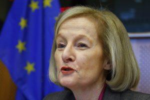Aptars naujus iššūkius Europos bankų sistemai