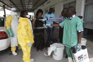 Dėl Ebolos viruso protrūkio lietuviai raginami nevykti į Kongą