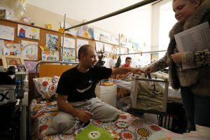 Iš Vyriausybės rezervo – dar 151 tūkst. litų už ukrainiečių gydymą