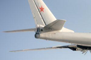 Virš Baltijos jūros zujo Rusijos kariniai lėktuvai