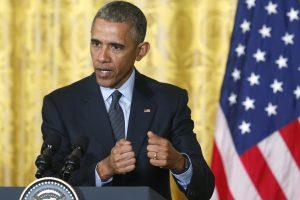 Kritikai: B. Obamos pastangos Sirijoje – per menkos ir pavėluotos