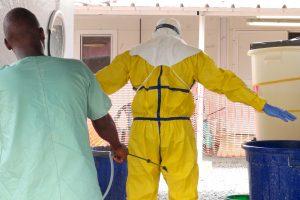 PSO patvirtino: Ebola sugrįžo į Afriką