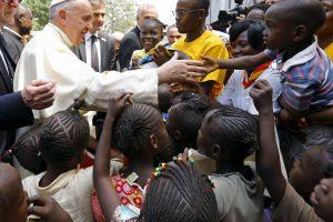 Popiežius gali prašyti Lietuvos solidarumo dėl pabėgėlių?