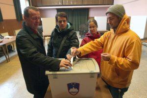 """Slovėnai tarė """"ne"""" gėjų santuokų legalizavimui"""