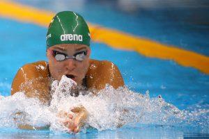 Dėl R. Meilutytės diskvalifikacijos ketinama kreiptis į FINA