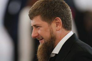 R. Kadyrovas šaiposi iš Lietuvos paskelbto sąrašo: čia nevyktų net iš smalsumo