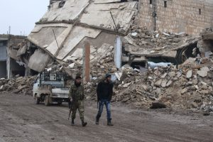 Rusija: Sirijoje paliaubų laikomasi