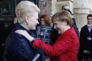 L. Kasčiūnas: ar būdami su Vokietija sugebėsime apginti savo nuomonę?