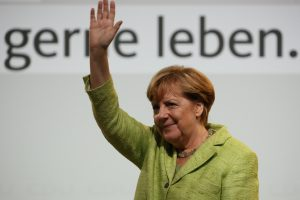 Nuobodi Vokietijos politika – išskirtinio stiprumo ženklas
