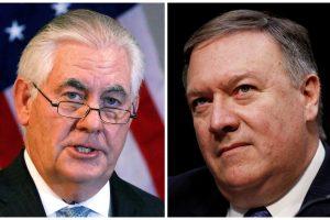 Ar būsimajam JAV valstybės sekretoriui pavyks tai, kas nepavyko pirmtakui?
