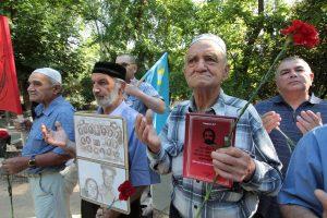Seimas priėmė rezoliuciją dėl pažeidžiamų totorių teisių Kryme