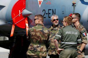 Estijos kariuomenės poligone kilo didžiulis gaisras