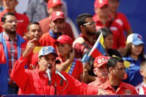 N. Maduras žada šiais metais surengti Venesuelos parlamento rinkimus
