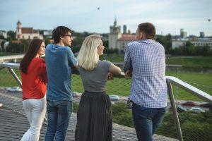 Vilniuje bus rengiami nauji turistų gidai