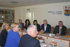 R. Budbergytė: regionuose ES investicijomis reikia kurti darbo vietas