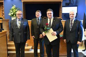 L. Linkevičiui – apdovanojimas už Baltijos valstybių vienybės stiprinimą