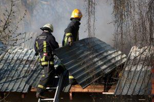 Ugniagesiai suskaičiavo: dūmų detektorius įsirengė beveik pusė gyventojų