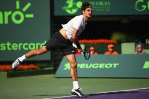 Šveicarijos tenisininkas R. Federeris praras pirmosios raketės vardą