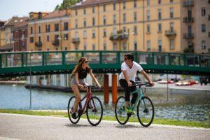 Išbandykite laisvalaikį ant dviračio