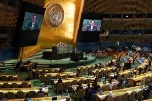 Šiaurės Korėja užsipuolė JAV dėl sankcijų