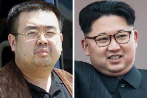 Šiaurės Korėjos lyderio brolio nužudymui panaudotas cheminis ginklas