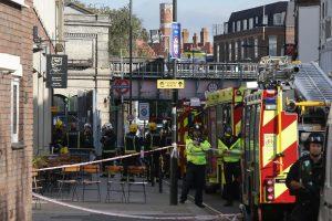 Dėl atakos Londono metro suimtas 18-metis įtariamasis