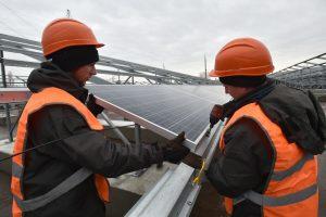 Lietuviai investuoja į saulės energetiką Lenkijoje