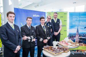 """""""airBaltic"""" skraidina iš Vilniaus į Miuncheną"""